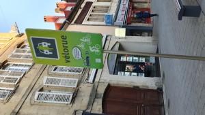 Pontalier (Doubs) : la vélorue
